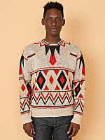 Vintage Pendleton Geometric Wool Sweater