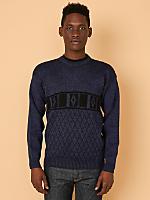 Vintage Marled Knit Sweater