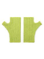 California Select Originals Angora Fingerless Gloves