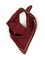 Vintage Ralph Lauren Chaps Polka Dot Silk Scarf