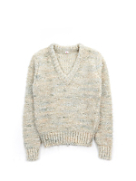 Vintage Infant Marled Knit Sweater