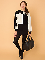 California Select Originals Lambswool Cropped Sweater