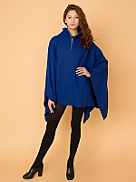 California Select Originals Wool Cape Poncho