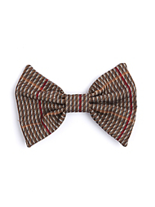 California Select Originals Patterned Bow Hair Clip