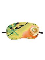 California Select Originals Silk & Rayon Sleeping Mask
