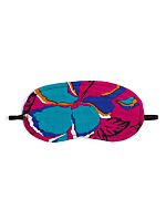 California Select Originals Silk & Rayon Sleeping Mask