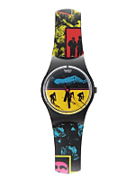 Vintage Swatch Frozen Dreams Ladies' Watch