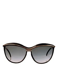Vintage Leonard Cat Eye Sunglasses