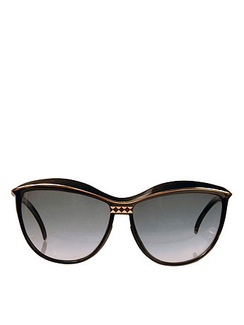 Vintage Leonard Cat Eye Sunglasses
