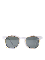 Vintage Removable Clip Sunglasses