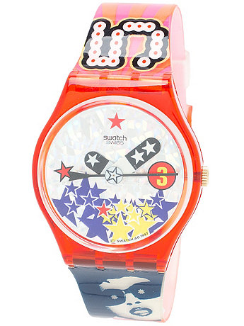 Vintage Swatch Ultrafunk Watch