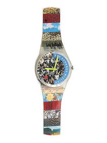 Vintage Swatch The People Watch