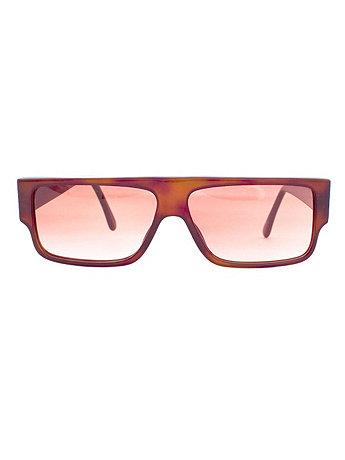 Vintage Emmanuelle Khanh Tortoiseshell Sunglasses