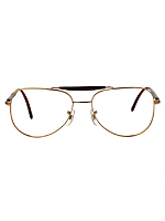 Vintage Facemaker by Shuron Aviator Wire Eyeglasses