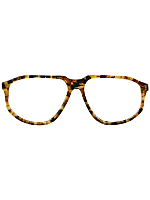 Vintage Gents by Siegel Tortoise Shell Eyeglasses