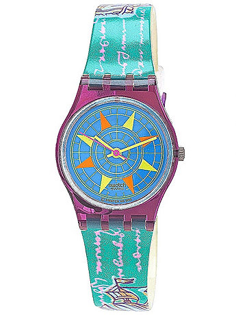 Vintage Swatch Compass Ladies' Watch
