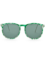 Vintage IOC Green Cloud Sunglasses