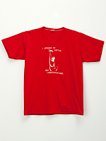 Vintage I Jogged to Justice T-shirt