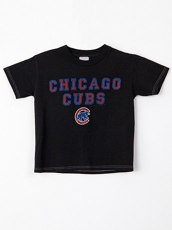 Vintage Kids' Chicago Cubs T-shirt