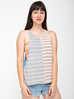 California Select Original Contrast Stripe Tank