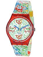Vintage Swatch Alphorn Watch