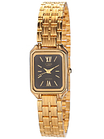 Citizen Black/Gold Roman Ladies' Metal Band Watch