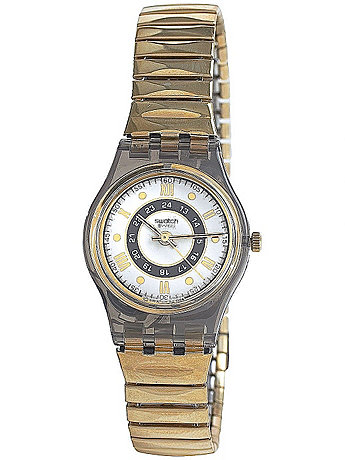 Vintage Swatch Kleiner Nougat Ladies' Watch