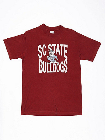 Vintage South Carolina State Bulldogs T-shirt
