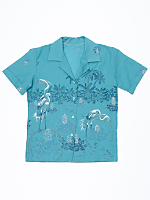 Vintage Kids' Hawaiian Shirt