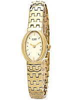 Citizen Textured Gold Ladies' Metal Band Watch