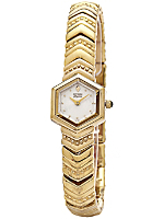 Citizen Elegance Hexagon Ladies' Metal Band Watch