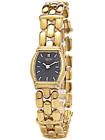 Citizen Elegance Textured Graphite Ladies' Metal Band Watch