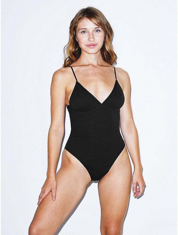Ribbed Sofia Bodysuit