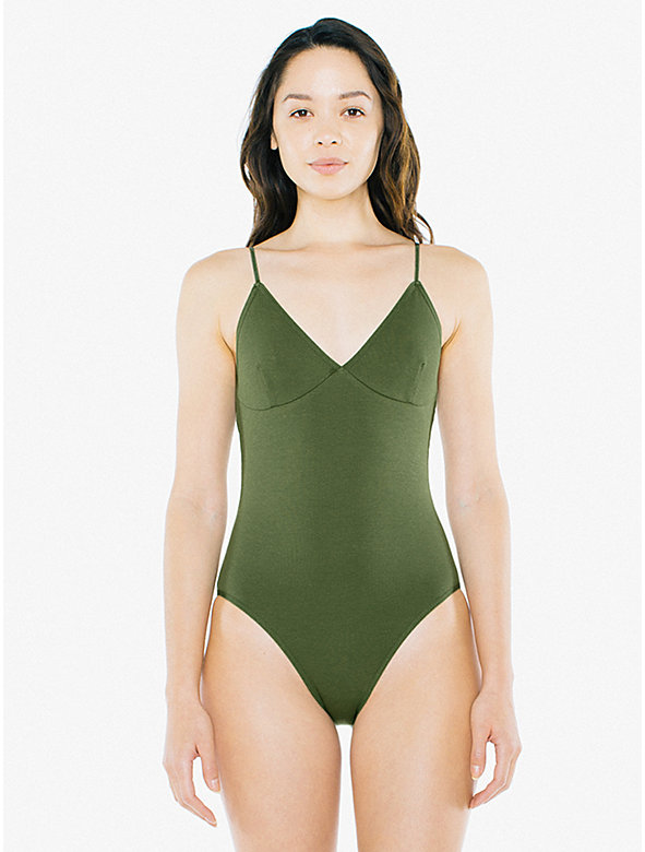 Ribbed Sofia Bodysuit