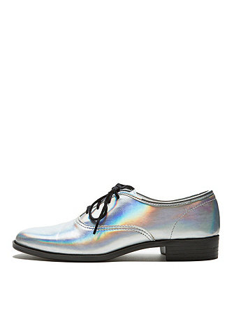 Women's Metallic Dancing Shoe