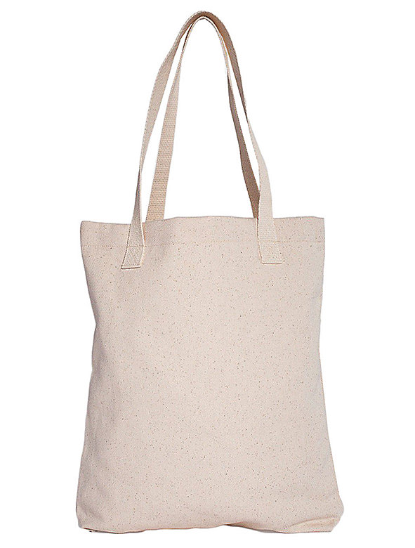Bull Denim Woven Cotton Tote