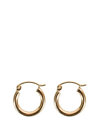 14k Vintage Gold Earring Pair