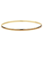 Butterscotch Bangle Bracelet