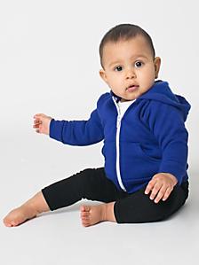 Infant Flex Fleece Zip Hoodie
