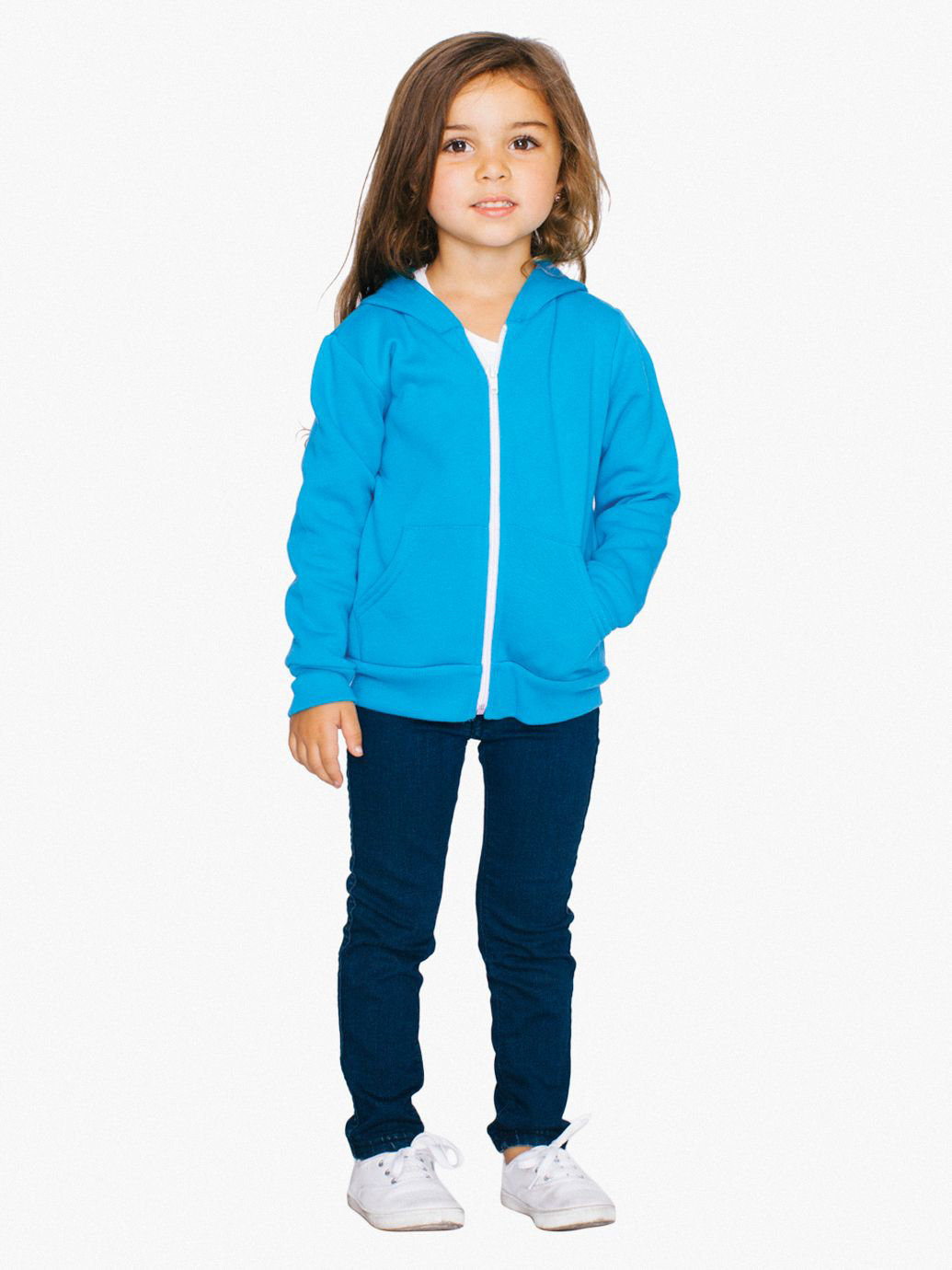 Toddler Flex Fleece Zip Hoodie