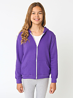 Youth Flex Fleece Zip Hoodie