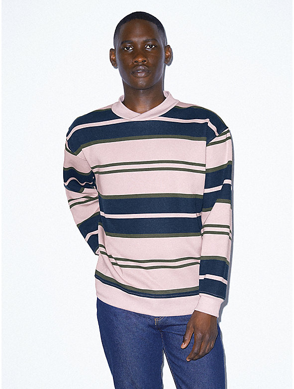 Flex Fleece Crossneck Pullover
