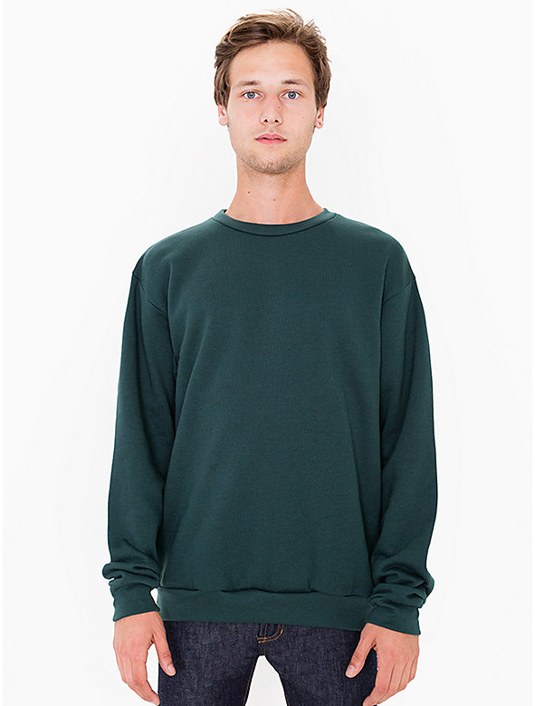 Drop Shoulder Pullover