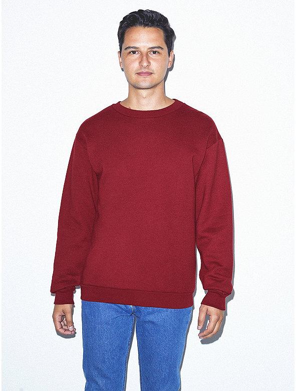 Unisex Drop Shoulder Pullover