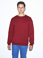 Unisex Flex Fleece Crewneck Pullover Drop Shoulder Sweatshirt
