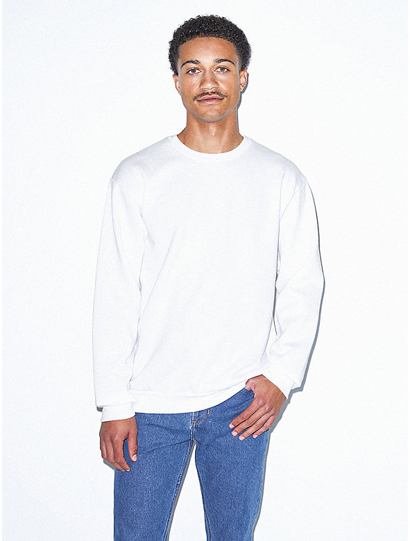 Flex Fleece Drop Shoulder Pullover