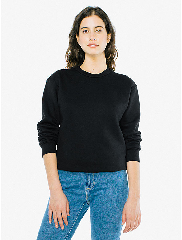 Unisex Flex Fleece Drop Shoulder Pullover
