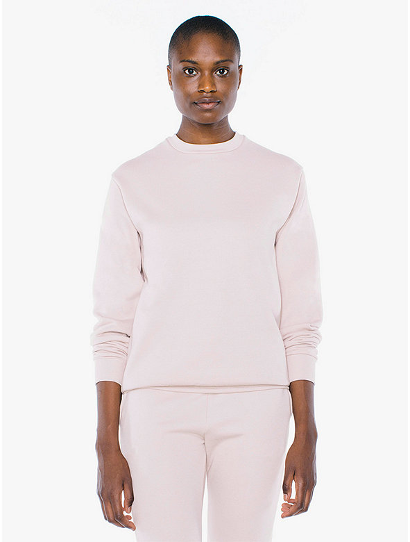 Unisex Flex Fleece Drop Shoulder Pullover
