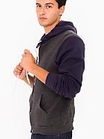 Flex Fleece Two-Tone Zip Hoodie