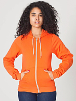 Unisex Flex Fleece Zip Hoody